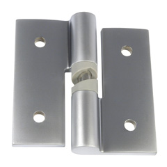 1 x Gravity Hinge - bolt through - Nominate Finish