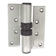 1 x Stainless Steel Gravity Hinge, Screw fix.