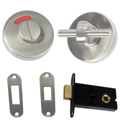 400 Series – Concealed Fix Lock and Indicator Set ~ Morticed - SSS