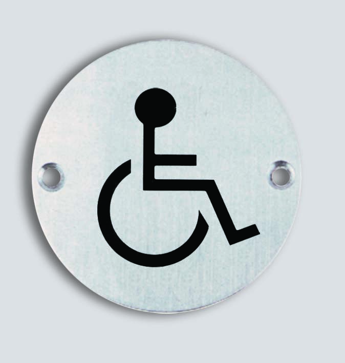Disabled Sign R SS