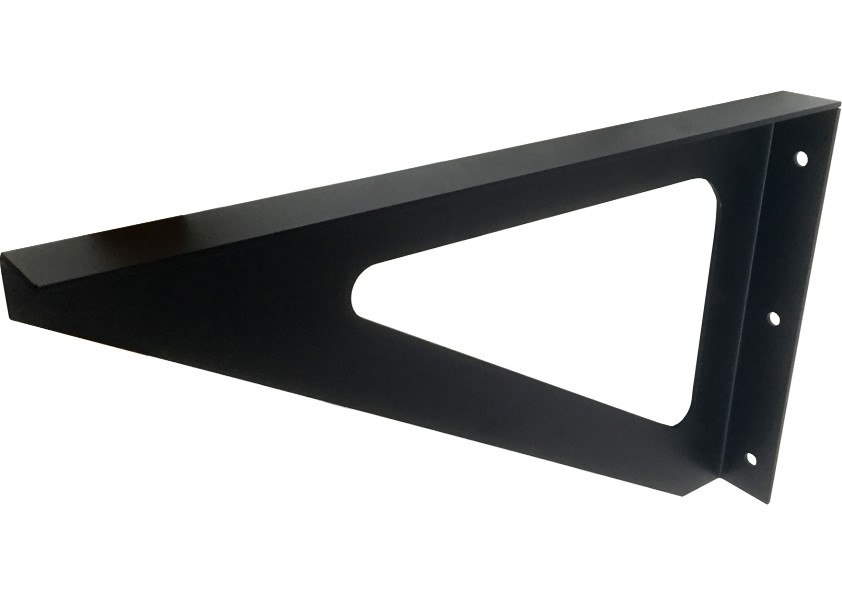 Amazon Wall Bench Seat Bracket- Powder Coated