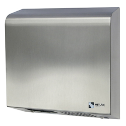 Automatic Hands Free Slim Line Hand Dryer - SS