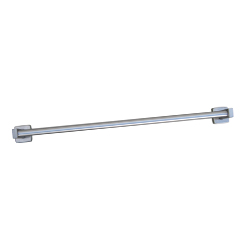 Single Towel Rail  SS (Satin Finish)