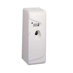 Auto Air Freshener - White ABS