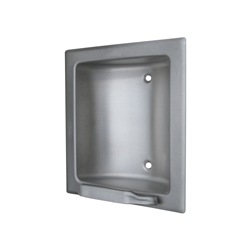Holder Recessed Soap Holder SS