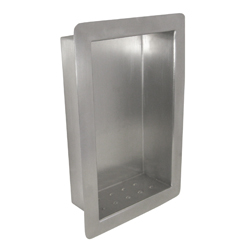 Recessed Soap/Shampoo Holder SS