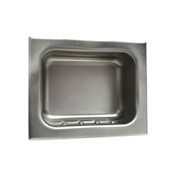 Recessed Heavy Duty Soap Holder SS