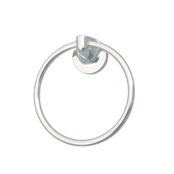 Sturt Series: Towel Ring - PC White