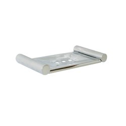 Lawson Series: Soap Dish 160mm PSS - Round Mounting