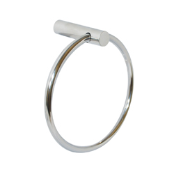Lawson Series: Towel Ring PSS - Round Mounting
