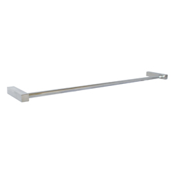 Paterson Series: Single Towel Bar 750mm - Square Mount - PSS