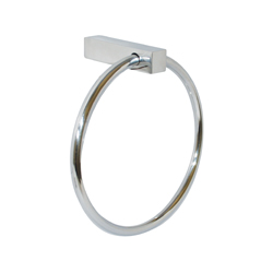 Paterson Series: Towel Ring - Square Mount - PSS