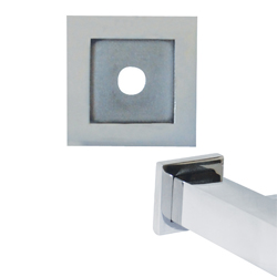 Paterson Series: Mounting Plate Square - PSS