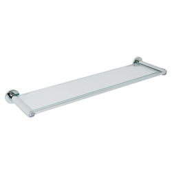 Lachlan Series: 460mm Glass Shelf