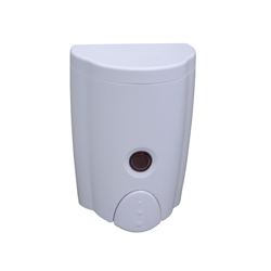Liquid Soap Dispenser 580ml – White ABS