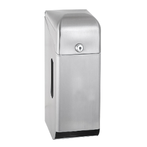 Antimicrobial Triple Toilet Roll Dispenser